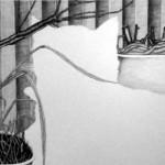 Drawing 50x70 cm